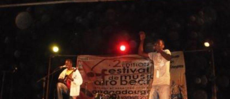 Article : Des beats afro…au Festival Afro Beat de Ouagadougou